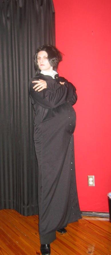 MPREG Snape #1
