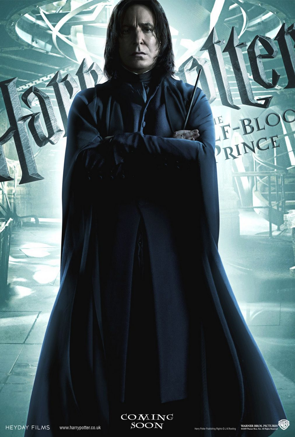 HBP Snape Poster