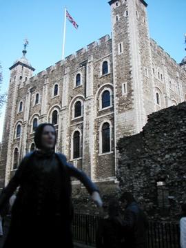 Snape in London by Skarlett